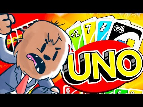 connectYoutube - MY FRIENDS ARE AWFUL AT THIS GAME! - UNO