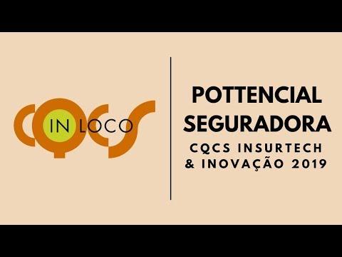 Imagem post: Pottencial Seguradora no CQCS Insurtech & Inovação 2019