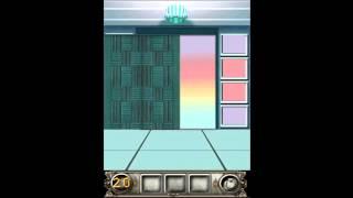 100 Floors Escape - Level 20 Walkthrough