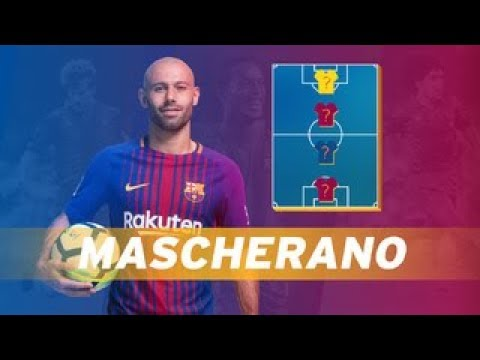 JAVIER MASCHERANO | MY TOP 4 (LEGENDS)