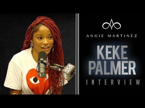 Keke Palmer Says Quavo & YG Helped Prepare Her For Lesbian Role