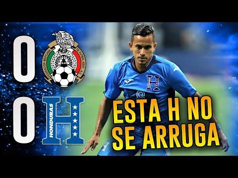 México 0-0 Honduras   Buenas sensaciones de la Bicolor de cara a la Copa Oro y eliminatorias