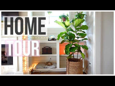 connectYoutube - My Decorated House Tour!