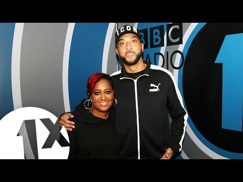 connectYoutube - Rapsody talks Grammys with DJ Target on BBC Radio 1Xtra