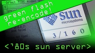 Sun Microsystems (Re-Encode) - Computerphile