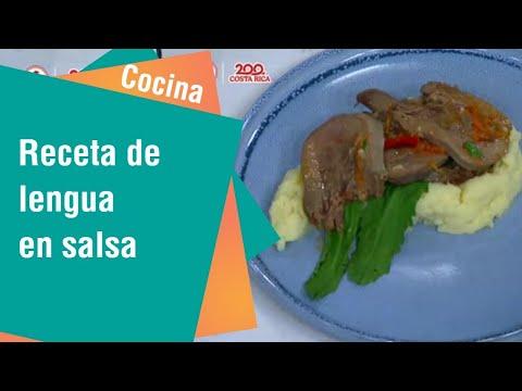 Receta de Secretos de Cocina de Unilever: Lengua en Salsa