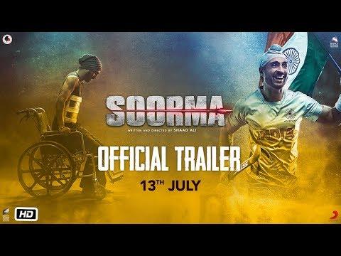 "Soorma Lyrics (Title Song) - ""Tagde oye tagde dadh Soorma"" | Diljit Dosanjh"
