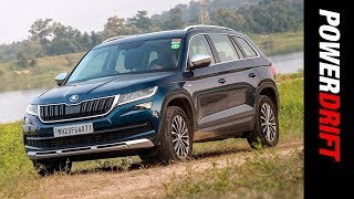 Skoda Kodiaq Scout : Rugged and Ready : PowerDrift