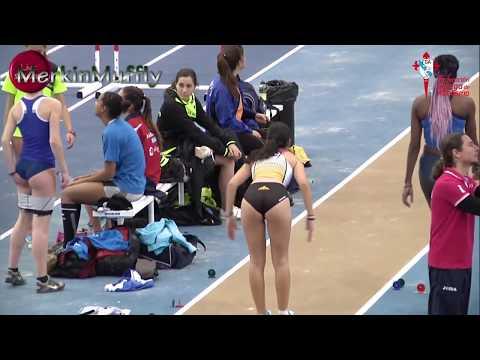 Spanish Women's Triple Jump