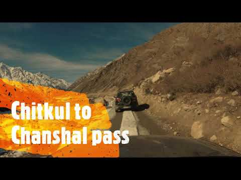 Hyderabad to Himalayas road trip video