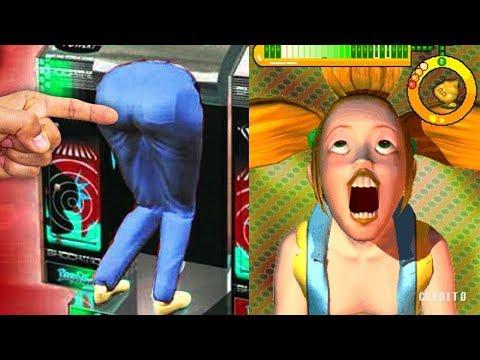 6 Most Weird Arcade Games Around The World
