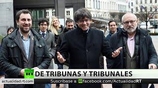 La Justicia europea acepta la inmunidad de Junqueras y la aplica a Puigdemont