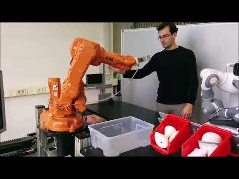 Safe human-robot collaboration based on multiple depth sensor measurements