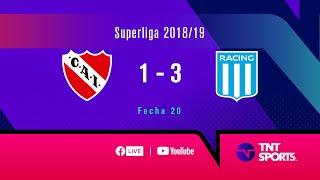 ????? IMPERDIBLES ????? Revivimos los mejores partidos disputados entre Racing e Independiente ????