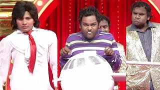 Jabardasth Jigel Jeevan & Phani Performance  - Aakasaveedhilo Hilarious Skit - Kiraak Comedy Show - MALLEMALATV