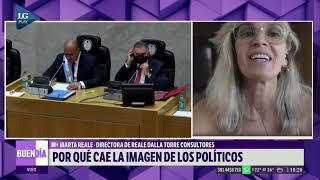 Cae la imagen de los políticos en Tucumán: sólo Roberto Sanchez obtuvo un diferencial positivo