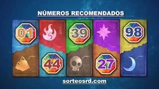 Números recomendados - Loterías Dominicanas / miércoles 26 y jueves 27