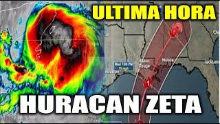 Ultimas noticias EEUU, HURACAN ZETA GOLPEA 29/10/2020