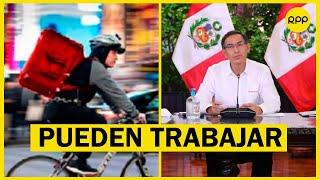 Perú: Estos son los negocios que podrán retomar sus actividades