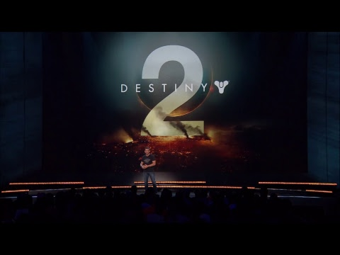 Destiny 2 Gameplay-Premiere-Livestream (DE)