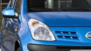 Nissan Pixo exteriors