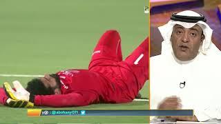 حديث وليد الفراج بعد تأهل الاتحاد الى نهائي كأس الملك