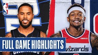 MAGIC at WIZARDS | FULL GAME HIGHLIGHTS | January, 1 2020
