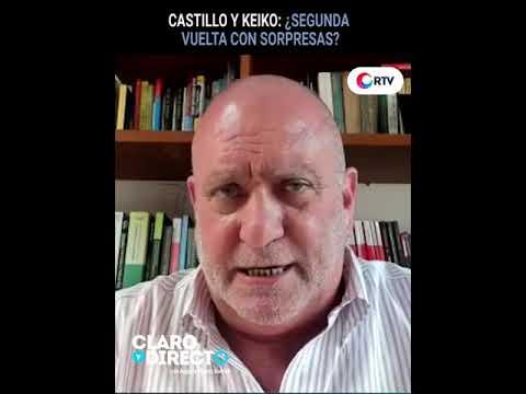 Pedro Castillo y Keiko Fujimori: ¿segunda vuelta con sorpresas