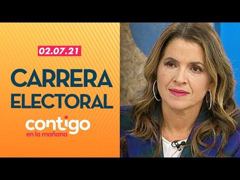Contigo en La Mañana - CARRERA PRESIDENCIAL | Capítulo 2 de julio 2021
