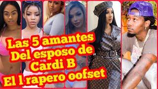 CARDI B REVELA QUE SE SEPARÓ DE OFFSET POR PEGARLE CUERNOS MÁS DE 5 VECES