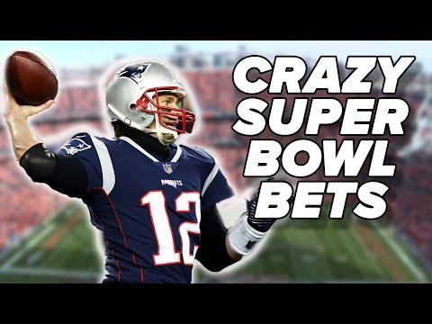 Crazy Bets You Can Make On Super Bowl LII
