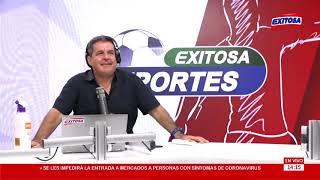 ????EN VIVO | 'EXITOSA DEPORTES' con GONZALO NÚÑEZ - 21/05/20
