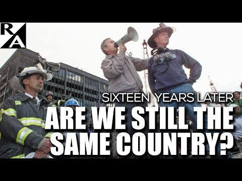 Right Angle - Sixteen Years Later: Are We Still The Same Country? - 09/13/17