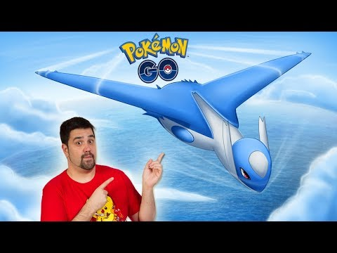 ¡IMPRESIONANTE LATIOS! El NUEVO POKÉMON LEGENDARIO de 3GEN en Pokémon GO!!! [Keibron]