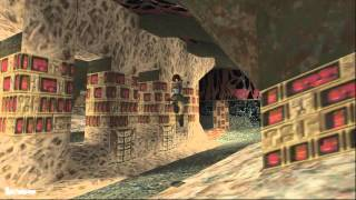 Tomb Raider 1: Unfinished Business Walkthrough - The Hive