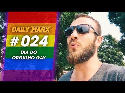 Dia do Orgulho Gay em Vancouver | dailyMarx #024