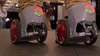 Wearables venture into roller skates, mouth guards