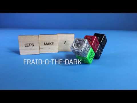 Cubelets Robot: Fraid-o-the-Dark
