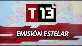 T13 Noticias: Programa del 12 de Enero de 2021