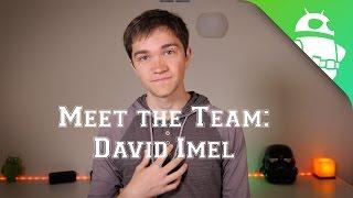 Meet the Team - David Imel