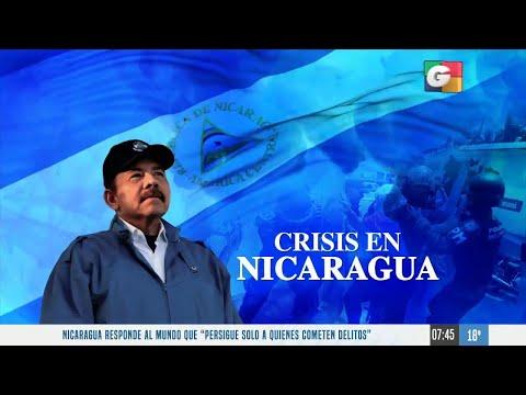 [Análisis] Crisis política en Nicaragua