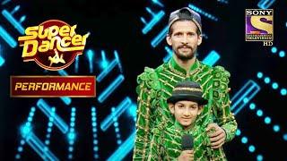 Gourav Sarwan के इस Performance  ने किया सबको Amazed   Super Dancer Chapter 3 - SETINDIA
