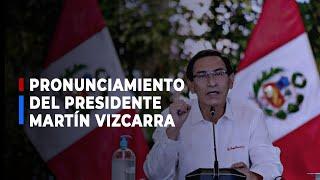 ???? EN VIVO | El presidente Vizcarra brinda una conferencia de prensa - 30/09/20