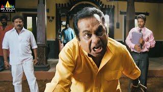 Gabbar Singh Movie Scenes | Brahmanandam Comedy With Tanikella Bharani | Latest Telugu Scenes - SRIBALAJIMOVIES