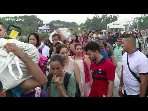 La crisis de migrantes y refugiados venezolanos alcanza la cifra de 6 millones según Naciones Unidas