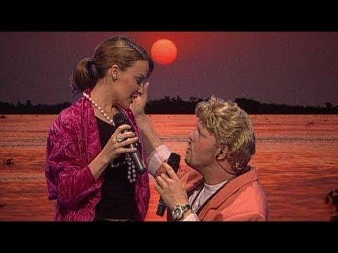 connectYoutube - Romantisches Duett mit Kylie Minogue - TV total classic
