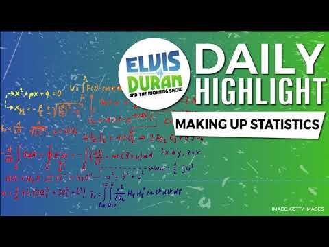 connectYoutube - Fake Statistics | Elvis Duran Daily Highlight