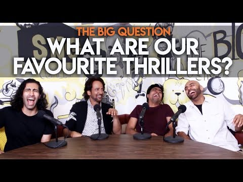 SnG: What Are Our Favourite Thrillers? Feat. Kay Kay Menon   The Big Question S2 Ep25