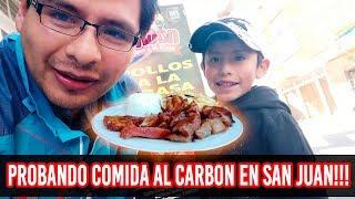Te quiero contar algo - Probamos comida al Carbon y nos preparamos para San Juan
