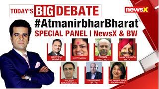 Newsx and BW Present Aatmanirbhar Bharat Series : Part 10 - NEWSXLIVE